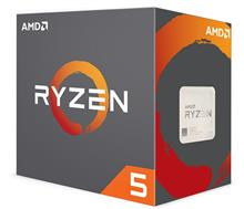 AMD RYZEN 5 1600X 3.6GHz AM4 Desktop CPU